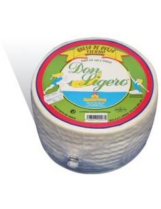 Formatge Don Ligero Ovella Baix greix i sal