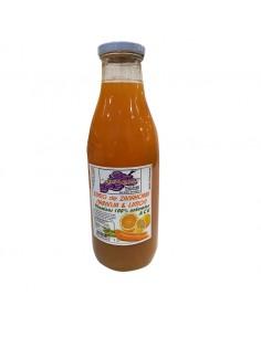 zumo naranja-limon-zanahoria 1l thysa