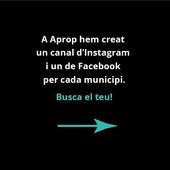 Aprop hem creat un canal de Facebook i un d'instagram per cada municipi per poder fer-vos arribar les millors promocions, sortejos, i ofertes del petit comerç del vostre municipi. Segui-los, el 2021 és l'any de ser al costat del comerç de proximitat  #aprop #aproponline #comerçlocal #comerciolocal #comerçdeproximitat #comerciodeproximidad #ecommerce #marketplace #municipio #productedeproximitat #productodeproximidad
