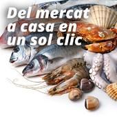 Encara no coneixes Aprop? Et portem el millor producte fresc des del Mercat Municipal de Sant Andreu de la Barca directament a casa teva, tan sols en un clic. Podràs fer la compra dels comerços locals que vulguis a qualsevol hora, des de qualsevol dispositiu.T'ho portem a casa!!!  Peixateria Navarro és un dels comerços referents en el mercat. La seva gran oferta de peix i marisc proporciona aliments de qualitat.   Els pots trobar ja mateix a https://sab.aprop.online/es/aprop/38_peixateria-navarro/productos